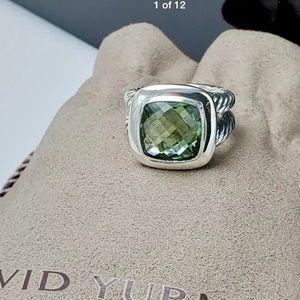 David Yurman Albion Ring! Size 6!